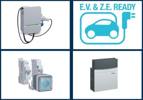 Borne de recharge pour véhicules électrique